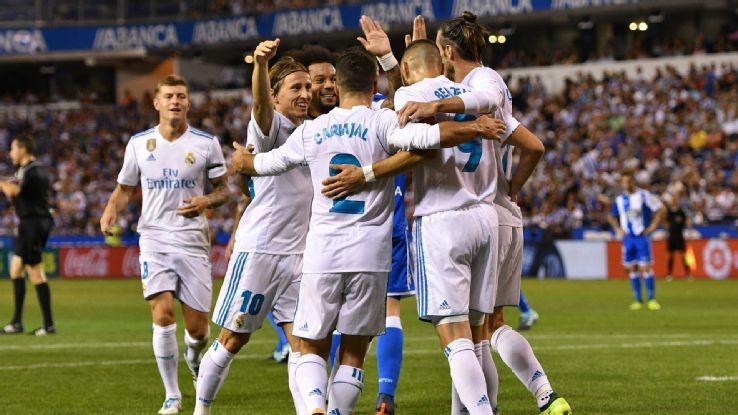 ريال مدريد يسعى لمعادلة رقم صامد منذ 80 عام - كرة قدم - كرة إسبانية - سبورت360 عربية