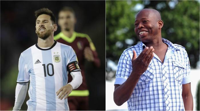 """أسبريا : ميسي يلعب مع مجموعة من """"الحمير"""" في الأرجنتين - ميسي - كرة قدم - سبورت360 عربية"""