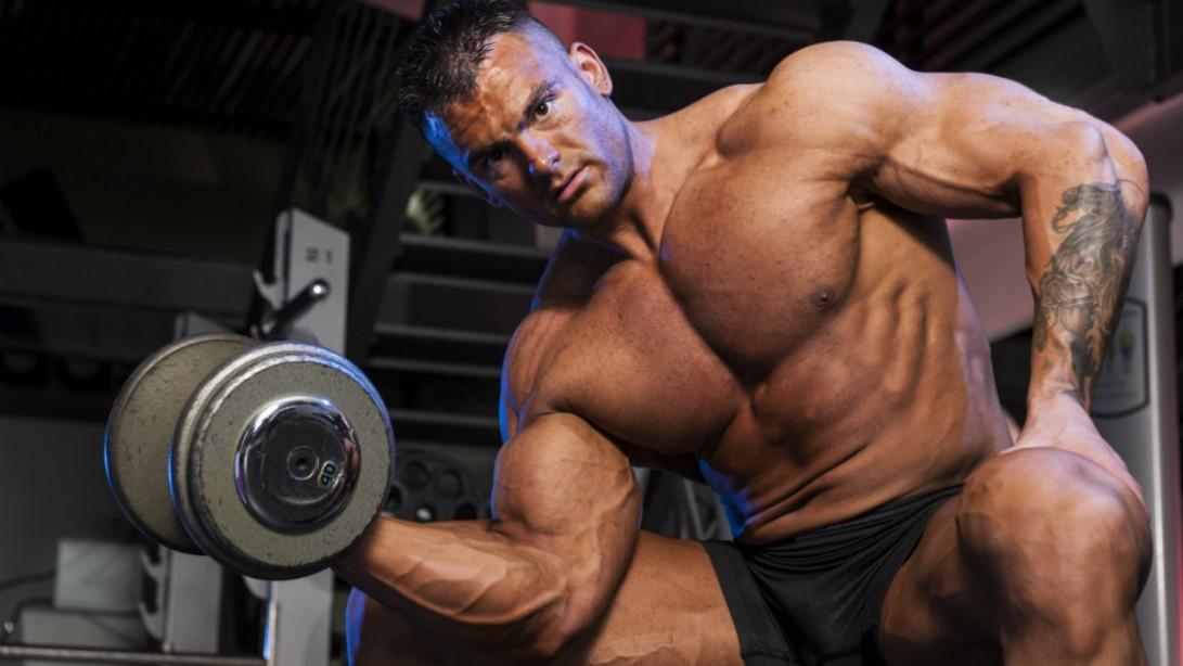 تقوية العضلة ذات الرأسين
