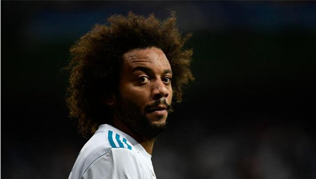 مارسيلو لاعب ريال مدريد
