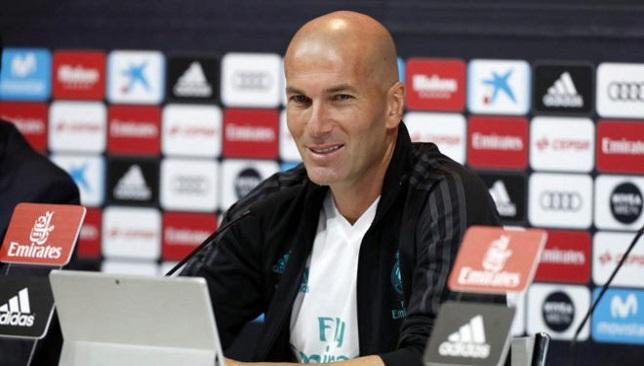 زيدان يكشف عن أجمل لحظة في مسيرته مع ريال مدريد