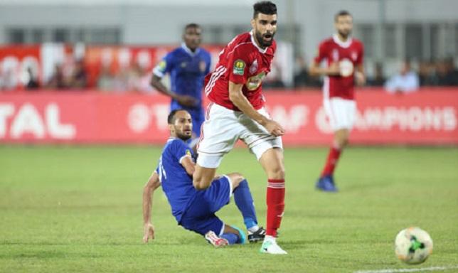 النجم يغير طريقة لعبه استعدادا للأهلي - كرة مصرية - كرة عربية - سبورت360 عربية