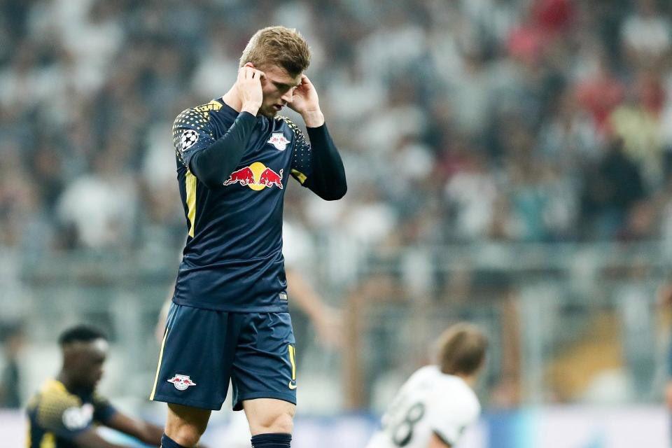 فيرنر يغيب ضد بوروسيا دورتموند لسبب غريب - كرة قدم - كرة ألمانية - سبورت360 عربية