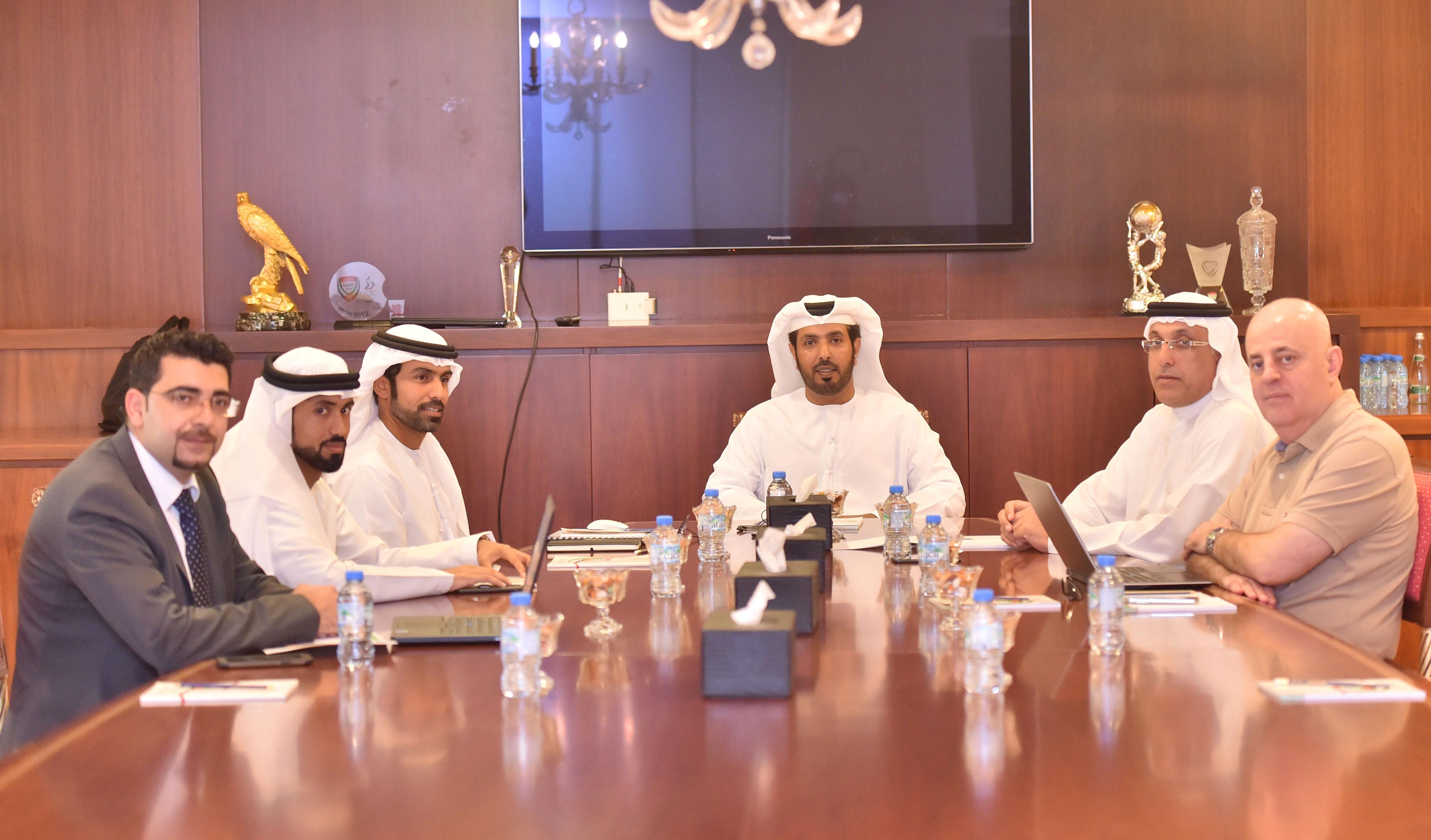 اتحاد الكرة الإماراتي يعمل على تطبيق الاحتراف في جميع أندية الدولة - كرة قدم - كرة عربية - سبورت360 عربية