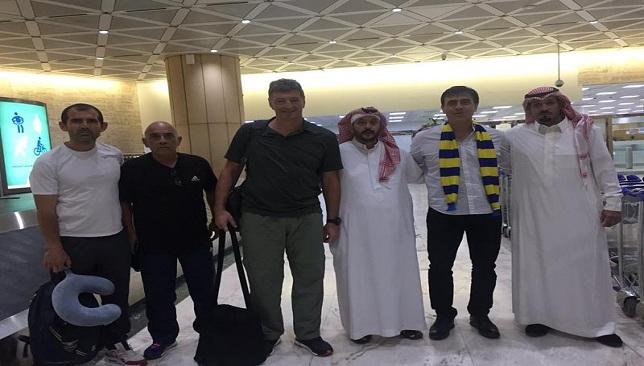 أخبار النصر .. من هو جوستافو كوينتيروس مدرب النصر الجديد؟ - نادي النصر السعودي - كرة قدم - سبورت360 عربية