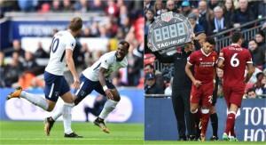 توتنهام 4-1 ليفربول | الدوري الإنجليزي