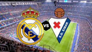 ريال مدريد × إيبار