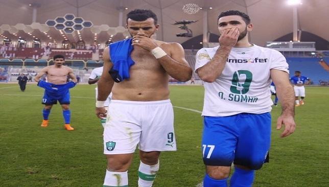 الاتحاد الآسيوي يعاقب نادي الهلال والأهلي وعمر السومة وخربين - نادي الهلال السعودي - كرة قدم - سبورت360 عربية