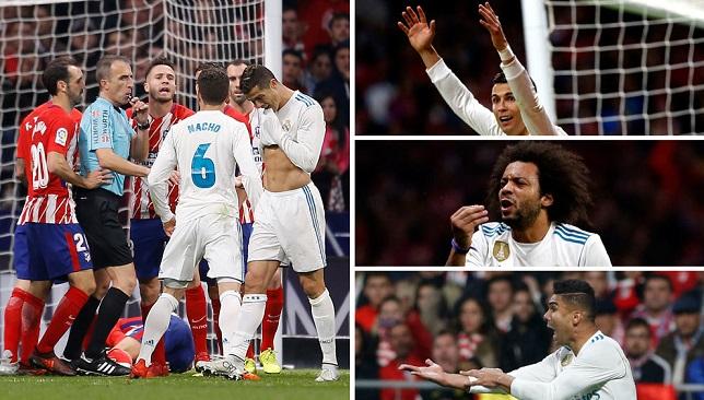 ريال مدريد اشتكى من التحكيم في 9 مباريات هذا الموسم ! - مختارات - كرة قدم - سبورت360 عربية