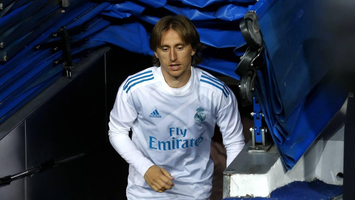 لوكا مودريتش يقترب من العودة إلى البريميرليج - ريال مدريد -  - سبورت360 عربية