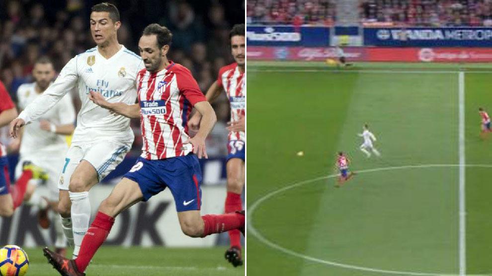 هل بدأ رونالدو يفقد سرعته ؟؟ - كرة قدم - كرة إسبانية - سبورت360 عربية