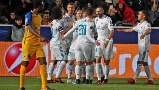 سداسية ريال مدريد تؤثر سلبياً