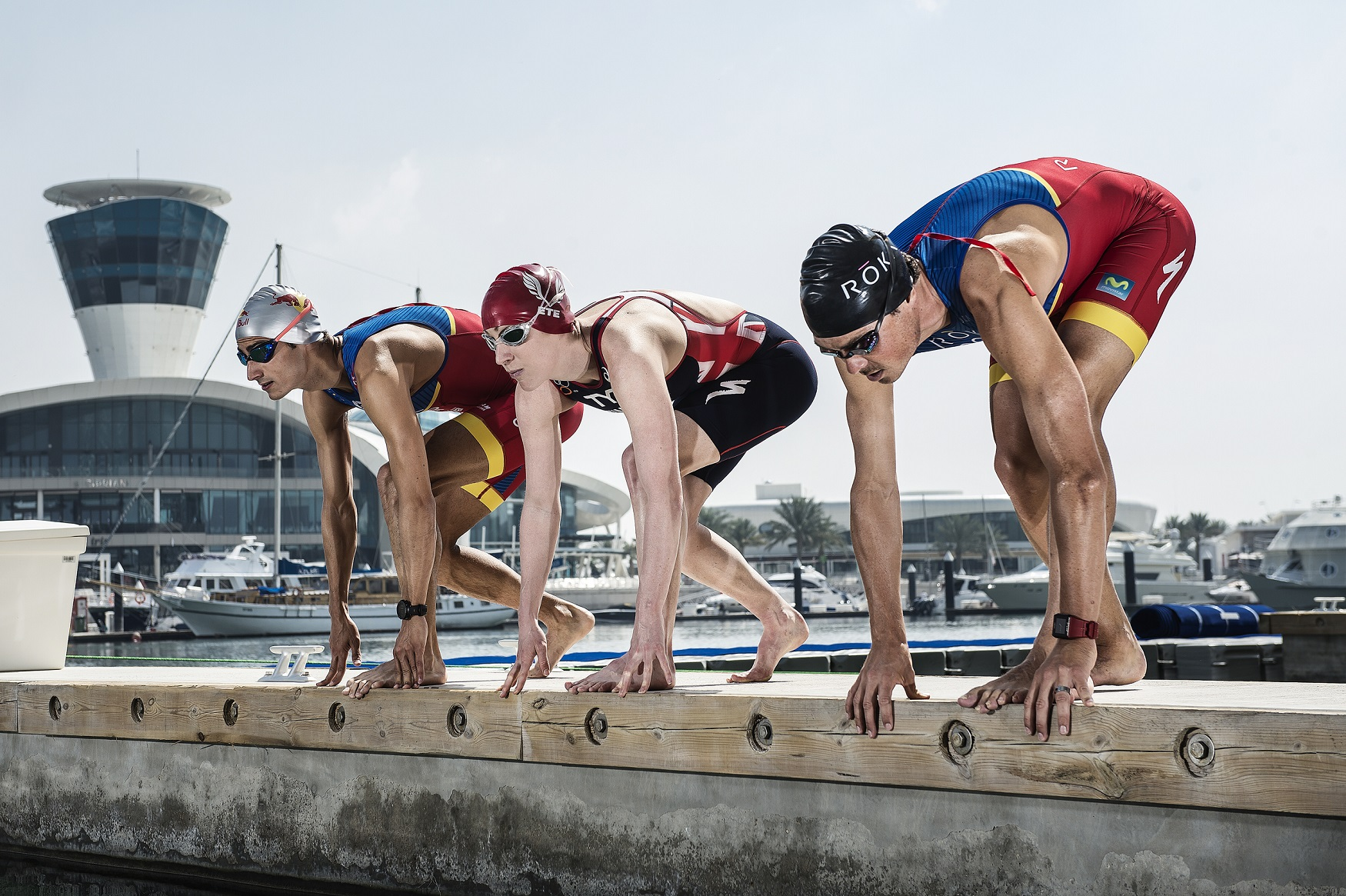 ITU World Triathlon Abu Dhabi