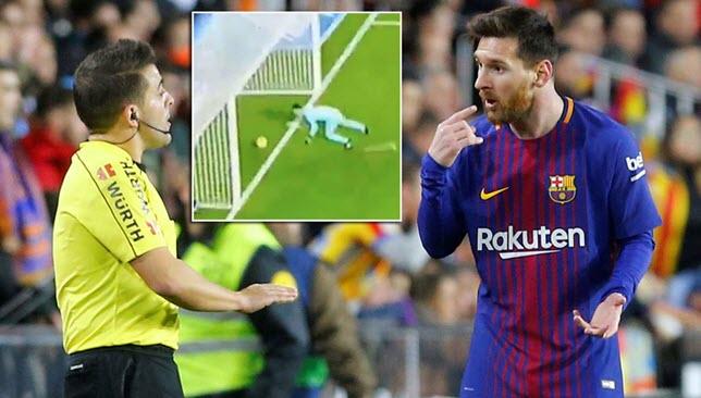 الاتحاد الإسباني يبرر فضيحته بعدم استخدام تكنولوجيا كرة القدم -  سبورت 360 عربية