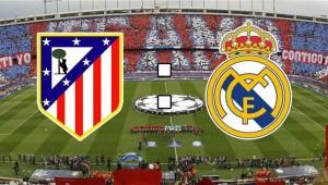 أتلتيكو مدريد × ريال مدريد