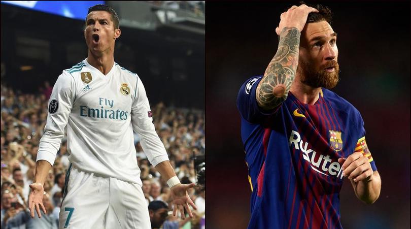 كم ركلة جزاء سجل ميسي ورونالدو في الدوري الإسباني ؟ -  سبورت 360 عربية