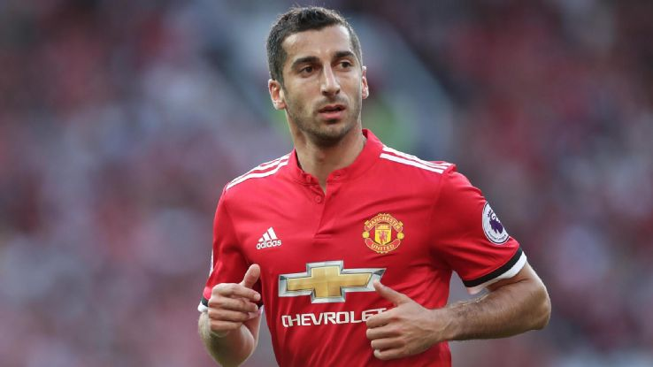 مورينيو يوضح سبب غياب مخيتاريان عن تشكيلة اليونايتد - مانشستر يونايتد - كرة إنجليزية - سبورت360 عربية