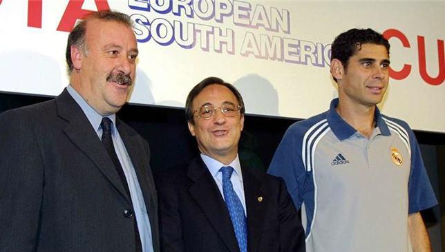 5 مدربين أقيلوا بشكل غير عادل من إدارة ريال مدريد - مختارات - كرة إسبانية - سبورت360 عربية