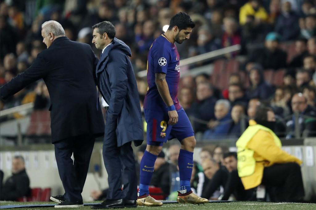 "UEFA Champions League""FC Barcelona v Sporting Club de Portugal"""