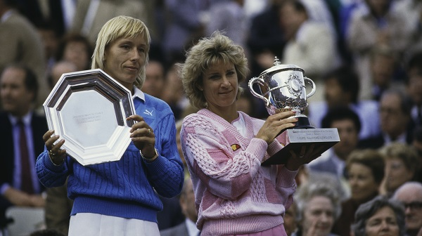 French Open Finalists