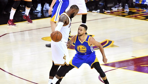 2017 NBA Finals - Game Three
