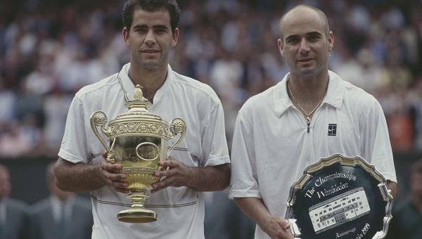 Pete Sampras Wins 1999 Wimbledon Championships
