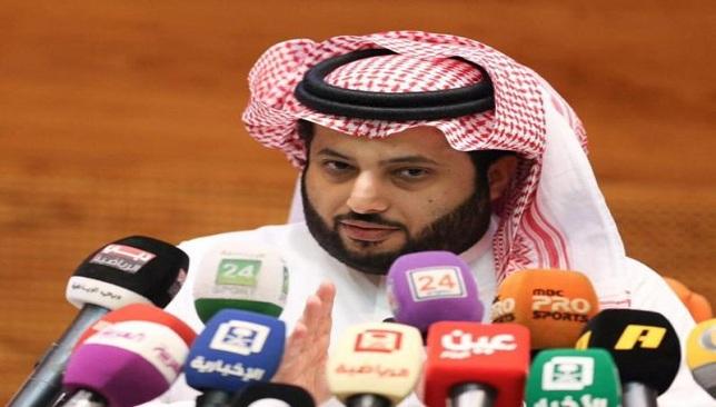 تركي آل الشيخ يكشف سبب إقالة باوزا ويعلق على مجموعة الأخضر بمونديال روسيا