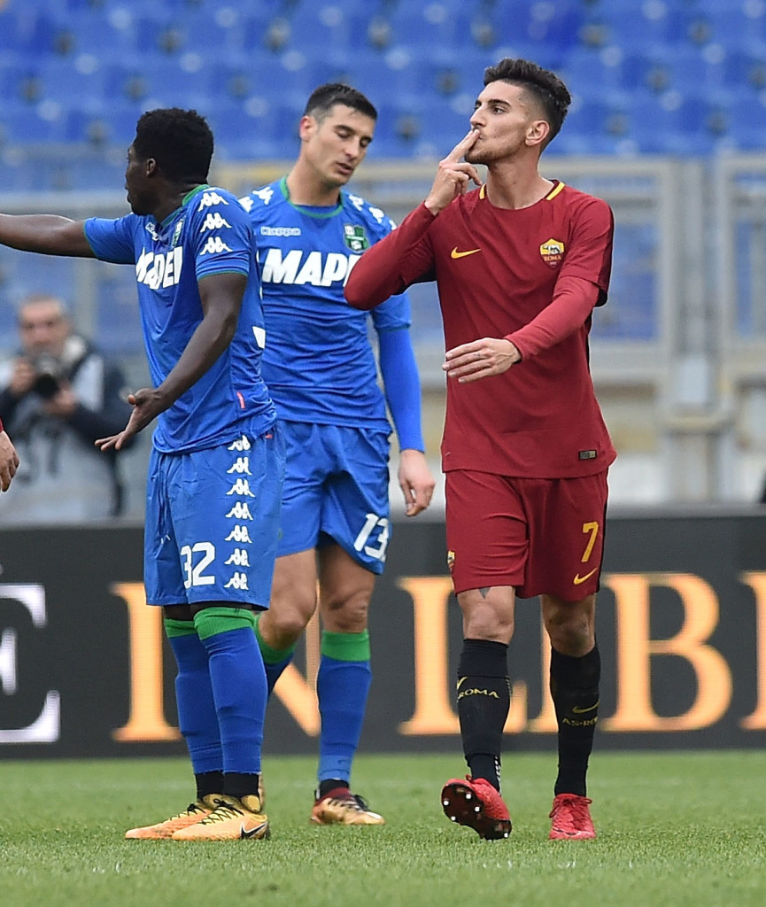 AS Roma v US Sassuolo - Serie A