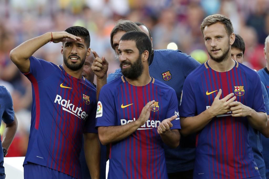 "Trofeu Joan Gamper 2017""FC Barcelona v Chapecoense"""