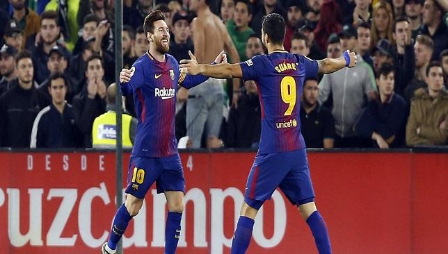 برشلونة يحسم موقعة بيتيس في الدوري الإسباني خلال 10 دقائق ! -  سبورت 360 عربية