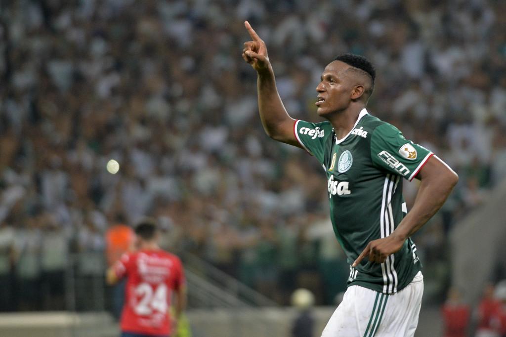 Palmeiras v Jorge Wiltersmann - Copa CONMEBOL Libertadores 2017