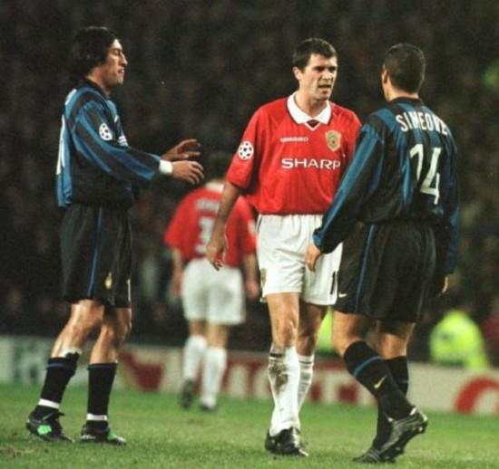 Manchester-United-v-Inter-Milan-Football-March-1999