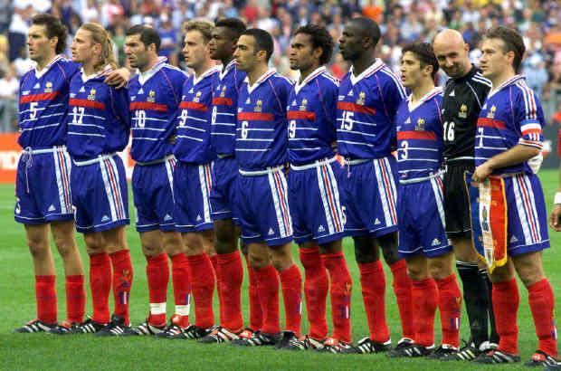 1998 Equipe de France
