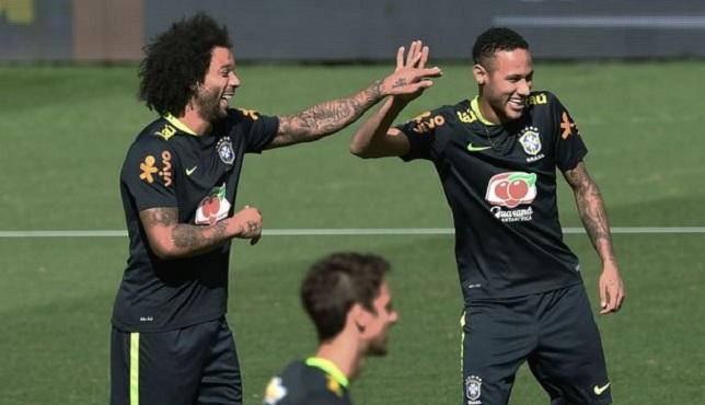 مارسيلو يتوقع انتقال نيمار إلى ريال مدريد -  سبورت 360 عربية