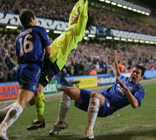 UEFA Champions League: Chelsea v Barcelona