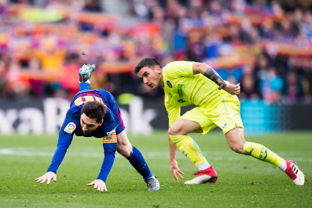 برشلونة 0-0 خيتافي | الدوري الإسباني