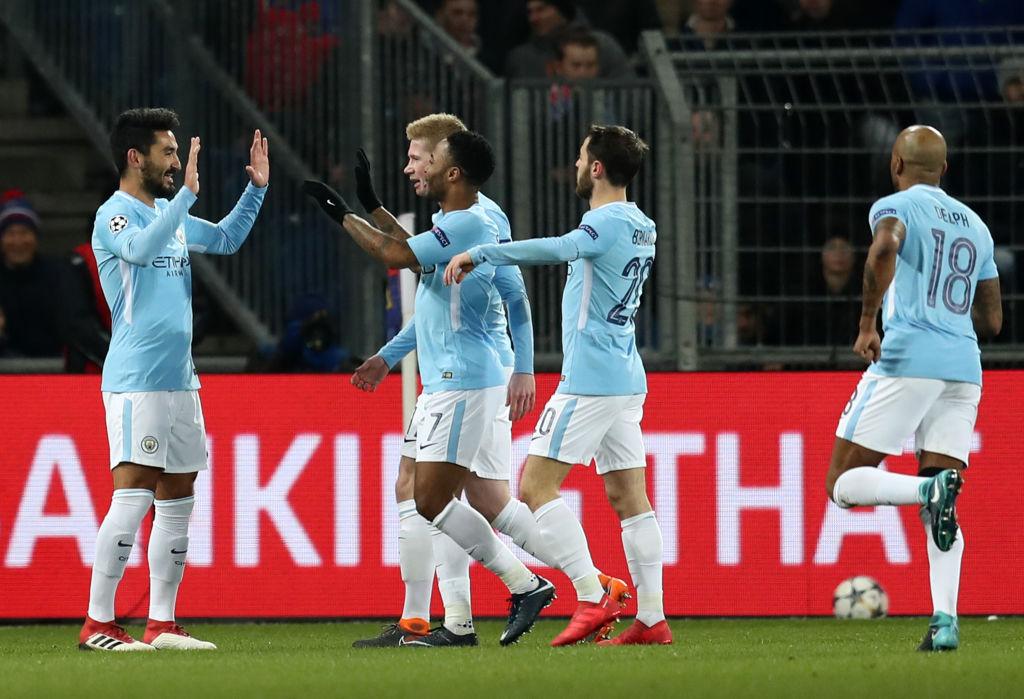 بازل 0-4 مانشستر سيتي | دوري أبطال أوروبا