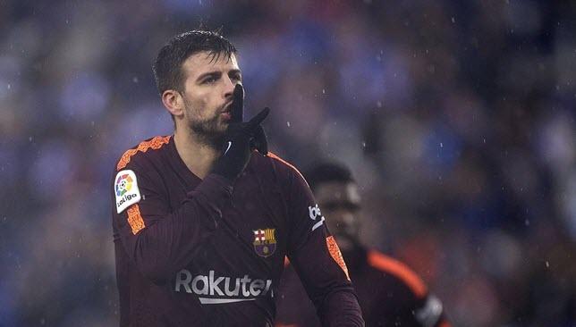 بيكيه ينجو من عقوبة الإيقاف في الدوري الإسباني -  سبورت 360 عربية