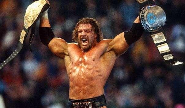 أخبار WWE: تريبل إتش يصبح ثالث أكثر مصارع متابعة على تويتر -  سبورت 360 عربية