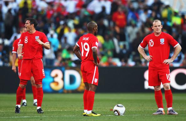 خروج بهزيمة ثقيلة صاحب منتخب إنجلترا في كأس العالم عام 2010