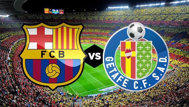مشاهدة مباراة برشلونة وخيتافي بث مباشر بتاريخ 12-05-2019 الدوري الاسباني