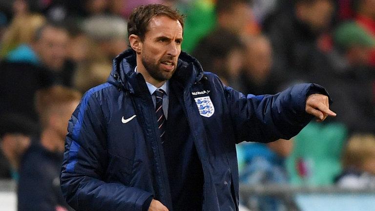 جاريث ساوثجيت مدرب منتخب إنجلترا