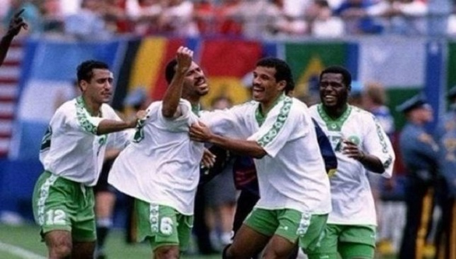 مباراة الأهلي المصري والشباب السعودي