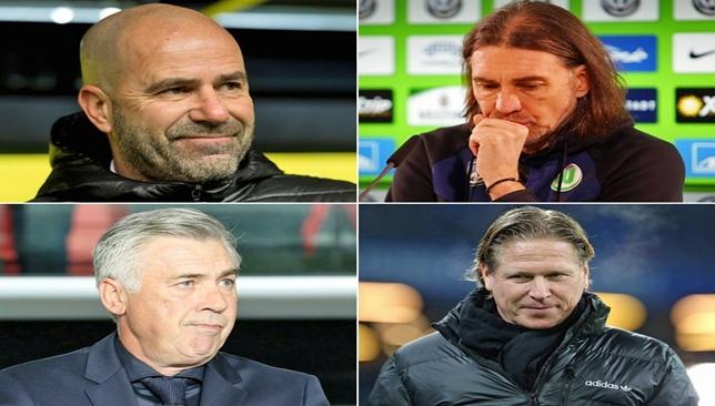تقرير: 8 مدربين تم تغييرهم في الدوري الألماني هذا الموسم! -  سبورت 360 عربية