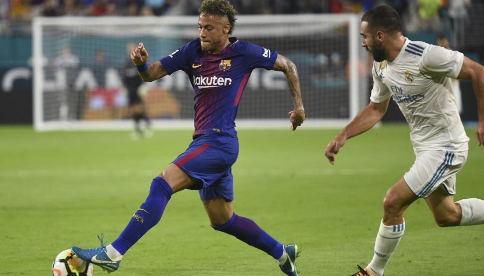 ريال مدريد - برشلونة | نيمار