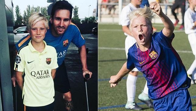 آخبار برشلونة : ابن جوديونسون يترك برشلوتة ويوقع لريال مدريد -  سبورت 360 عربية