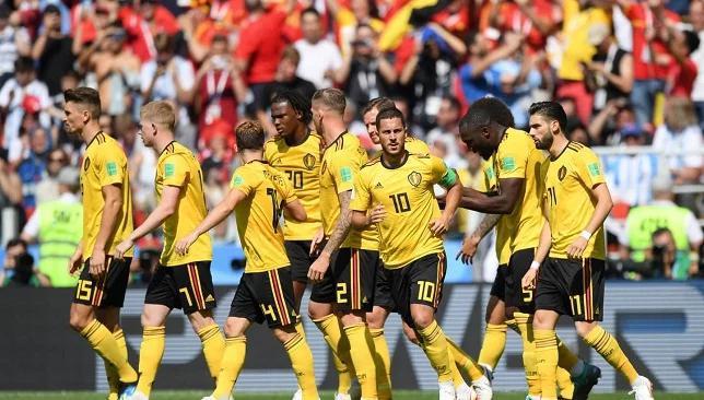 تشكيلة منتخب بلجيكا في مباراة اليوم مع منتخب إنجلترا سبورت 360