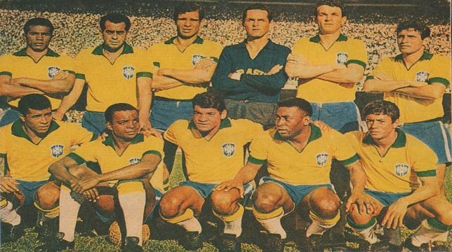 Brazil 1966.06.15.Rio de Janeiro,Brazil.IFM-Brazil v Chechoslovakia 2-2 Big2