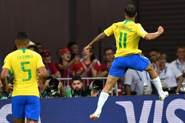 مباراة البرازيل وسويسرا .. كوتينيو يؤكد سيطرة الدوري الإسباني على كأس العالم 2018 -  سبورت 360 عربية