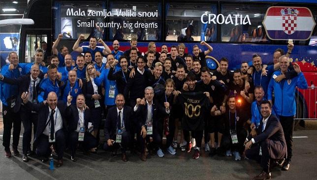 زلاتكو داليتش يصنع الحدث مع كرواتيا في كأس العالم 2018 -  سبورت 360 عربية